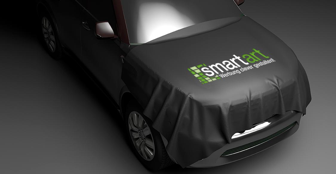 Fahrzeugbeschriftung Werbetechnik