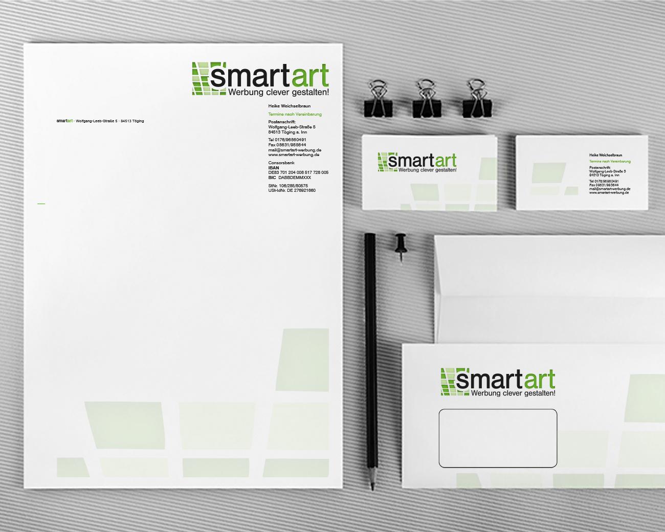 Printdesign -Grafikdesign - Geschäftsausstattung